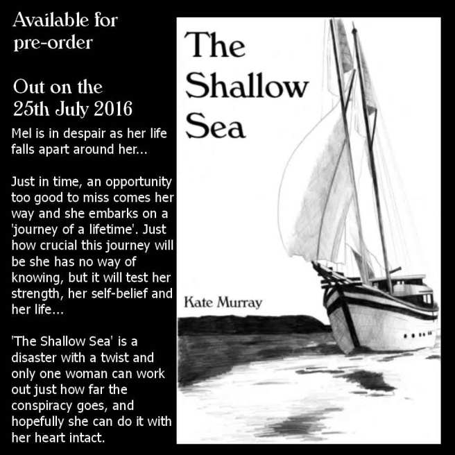shallow sea preorder ad