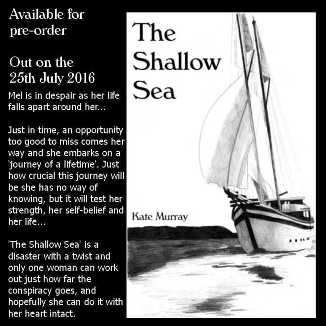 shallow sea preorder ad