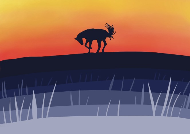 horse-messenger