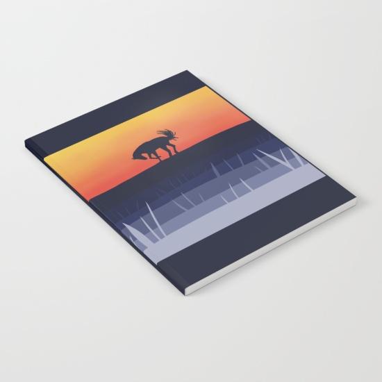 horse190761-notebooks